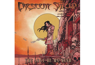 Crescent Shield - The Last Of My Kind - (CD)