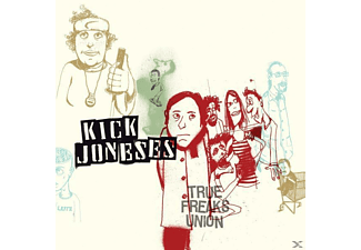 Kick Joneses - TRUE FREAKS UNION - (CD)