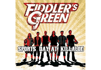 Fiddler's Green - Sports Day At Killaloe [CD]