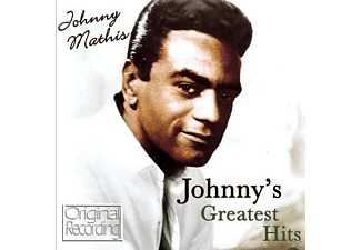 Johnny Mathis - Johnny S Greatest Hits [CD]