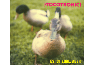 Tocotronic - Es Is Egal, Aber [CD]