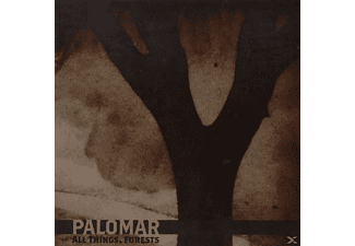 Palomar - All Things, Forests - (CD)