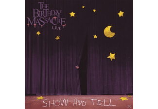 The Birthday Massacre - Show and tell - (CD)