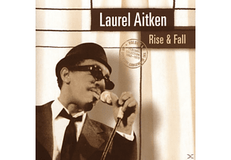 Laurel Aitken - Rise & Fall - (CD)