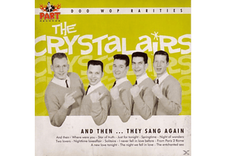 The Crystalairs - Early Years 2-And Then They Sang [CD]