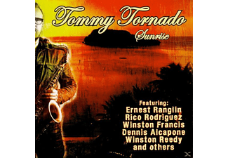 Tommy Tornado - Sunrise [CD]