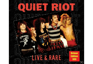 Quiet Riot - Live & Rare (Deluxe Edition) - (CD)