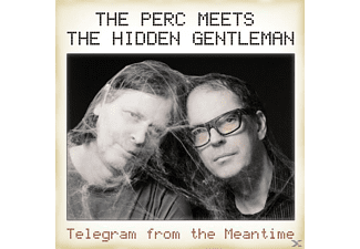 The Meets The Hidden Gentleman Perc - Telegram From The Meantime - (CD)