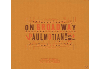 Paul Trio 2000 + Two Motian - On Broadway Vol.5 - (CD)