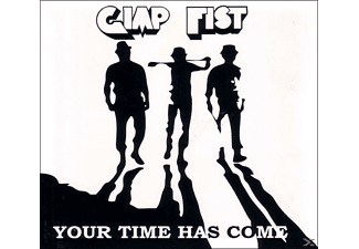 Gimp Fist - Your Time Has Come - (CD)