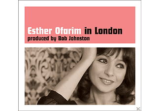 Esther Ofarim - Esther Ofarim In London - (CD)