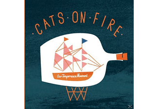 Cats On Fire - Our Temperance Movement - (CD)