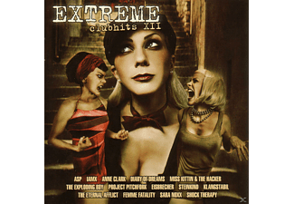 VARIOUS - Extreme Clubhits 12 - (CD)