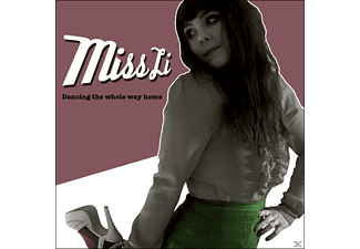 Miss Li - Dancing The Whole Way Home - (CD)