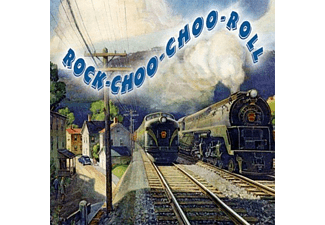 VARIOUS - Rock-Cho-Choo-Roll - (CD)