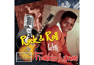 Frankie Lymon - Rock & Roll With Frankie Lymon - (CD)
