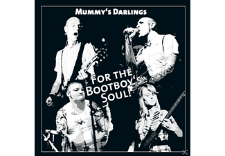 Mummys Darlings - For The Bootboy's Soul - (CD)