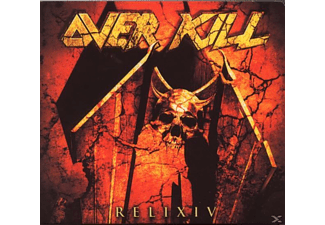 Overkill - Relix Iv - (CD)