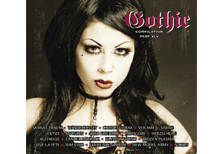 VARIOUS - Gothic Compilation 45 Heftgutschein - (CD)