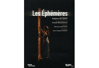 Theatre - Les Ephemeres - (DVD)