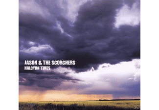 Jason & The Scorchers - Halcyon Times - (CD)