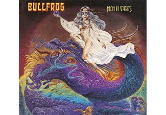 Bullfrog - High In Spirits - (CD)