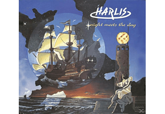 Harlis - Night Meets The Day - (CD)