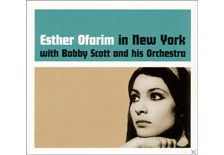 Esther Ofarim - In New York With Bobby Scott And His Orchestra - (CD)