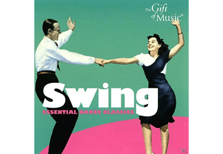 Goodman/Krupa/Teagarden/+ - Swing-Essential Dance Classics - (CD)