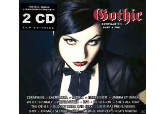 VARIOUS - Gothic Compilation 48 - (CD)