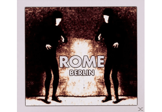 Rome - Berlin EP (Digipak Re-Release) - (CD)