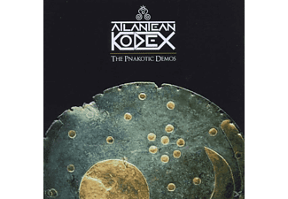 Atlantean Kodex - The pnakotic demos (incl.the - (CD)