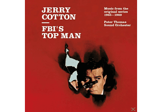 Peter Thomas Sound Orchester - Jerry Cotton - Fbi's Top Man / Music From The Original Serie [CD]