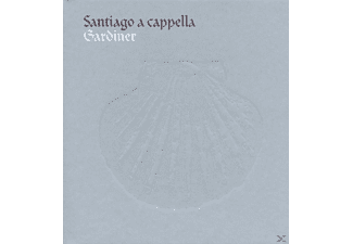 Monteverdi Choir - Santiago A Cappella - (CD)