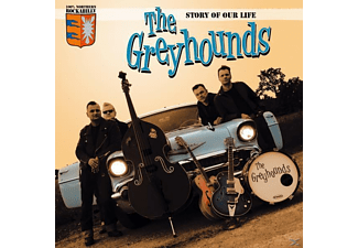 Greyhounds - Story Of Our Life [CD]