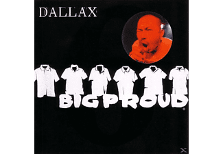 Dallax - Big Proud - (CD)