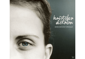 Kristofer Åström - When Her Eyes Turn Blue Ep - (Vinyl)