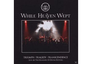 While Heaven Wept - Triumph: Tragedy: Trascendance - (CD + DVD-Video-Single)