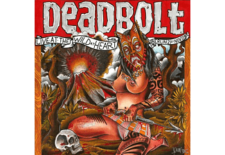 Deadbolt - Live In Berlin Wild At Heart 2009 [Doppel-Cd] - (CD)