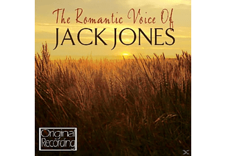 Jack Jones - The Romantic Voice Of Jack Jones - (CD)