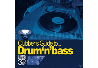 VARIOUS - Clubbers Guide To Drum'n' Bass - (CD)