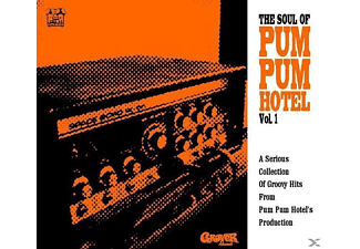 VARIOUS - The Soul Of Pum Pum Hotel Vol.1 - (CD)
