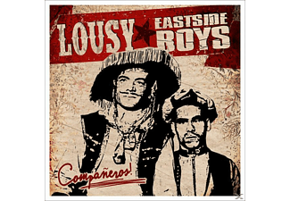 EASTSIDE BOYS/LOUSY - Companeros! (Split-Album) - (CD)