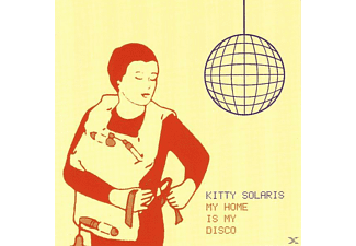 Kitty Solaris - My Home Is My Disco - (CD)