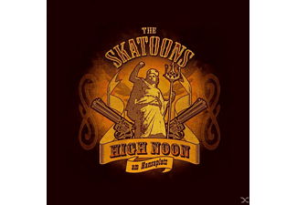 The Skatoons - High Noon Am Hansaplatz - (CD)