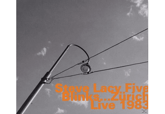 Steve Lacy - Blinks...Zürich Live 1983 - (CD)