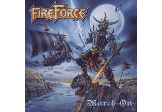 Fireforce - March On - (CD)
