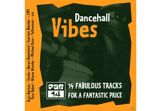 VARIOUS - Dancehall Vibes [CD]