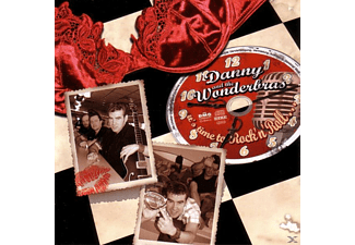 Danny And The Wonderbras - It's Time To Rock'n'roll - (CD)