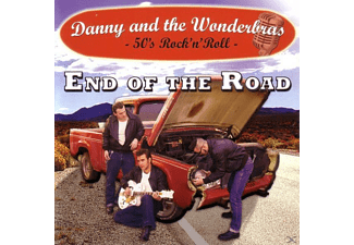 Danny And The Wonderbras - End Of The Road - (CD)